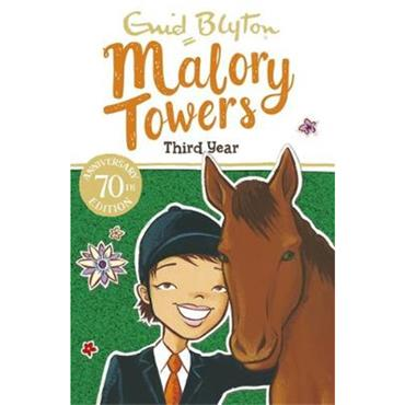 Enid Blyton Third Year at Malory Towers (Book 3)