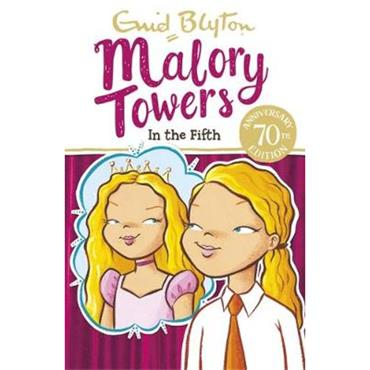Enid Blyton In the Fifth at Malory Towers (Book 5)
