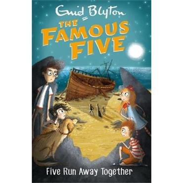 Enid Blyton Five Run Away Together (The Famous Five, Book 3)