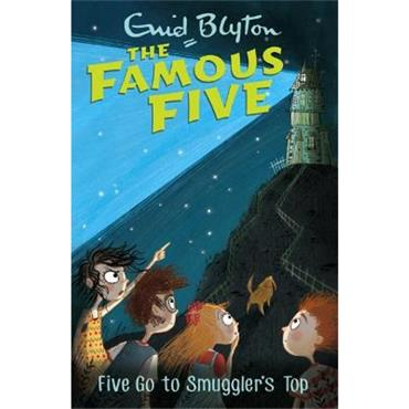 Enid Blyton Five Go To Smuggler's Top (The Famous Five, Book 4)