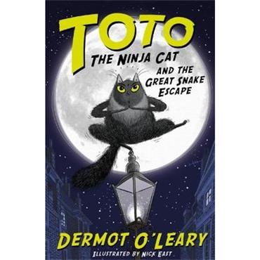 Dermot O'Leary Toto the Ninja Cat and the Great Snake Escape: Book 1