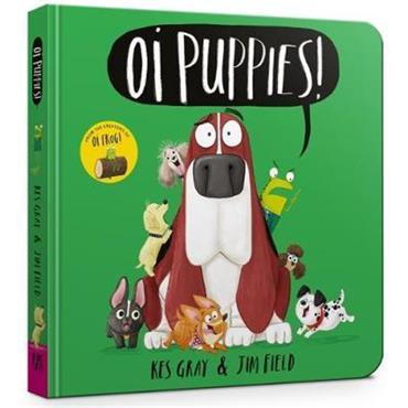 Kes Gray & Jim Field Oi Puppies!