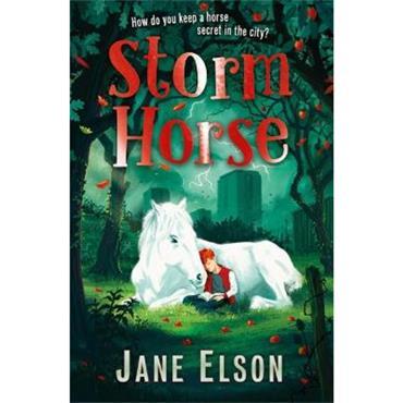 Jane Elson Storm Horse