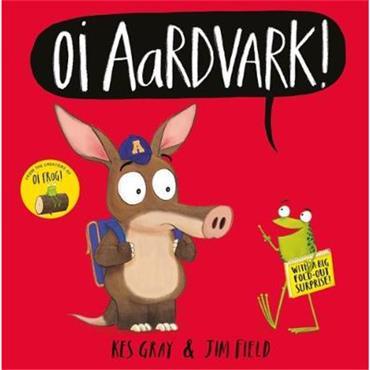 Kes Gray & Jim Field Oi Aardvark!
