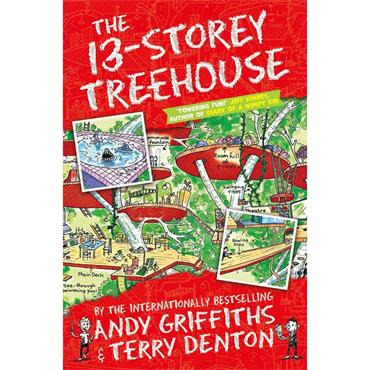 Andy Griffiths & Terry Denton The 13-Storey Treehouse