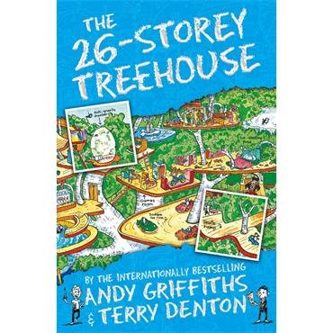 Andy Griffiths & Terry Denton The 26-Storey Treehouse