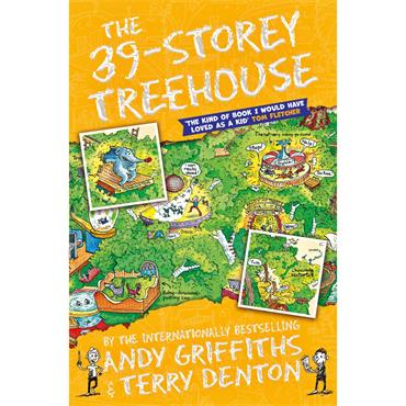 Andy Griffiths & Terry Denton The 39-Storey Treehouse
