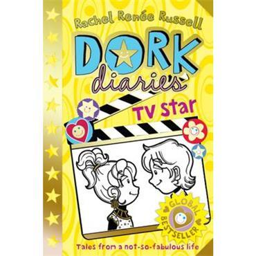 Rachel Renée Russell TV Star (Dork Diaries, Book 7)