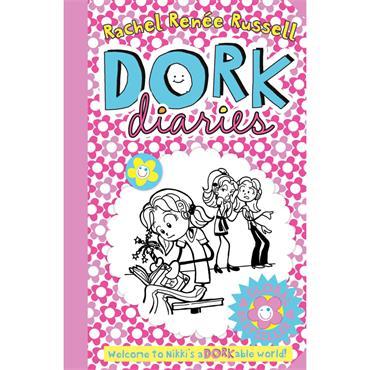 Rachel Renée Russell Dork Diaries (Book 1)