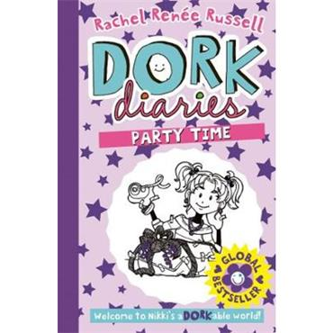 Rachel Renée Russell Party Time (Dork Diaries, Book 2)
