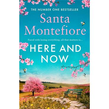 Santa Montefiore Here and Now
