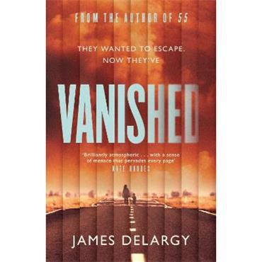 James Delargy Vanished