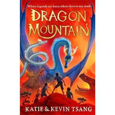 Katie & Kevin Tsang Dragon Mountain