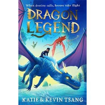 Katie & Kevin Tsang Dragon Legend