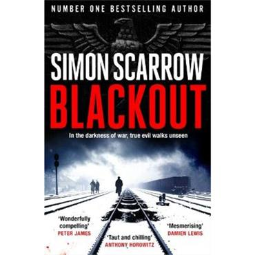 Simon Scarrow Blackout