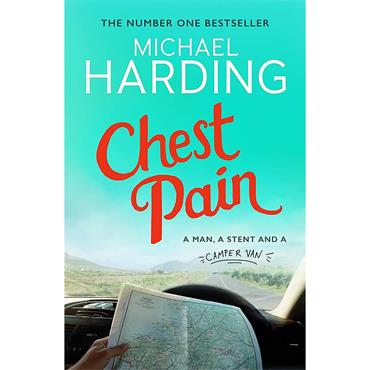 Michael Harding Chest Pain: A man, a stent and a camper van