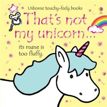 Fiona Watt That's not my unicorn...