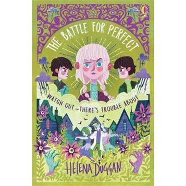 Helena Duggan The Battle for Perfect