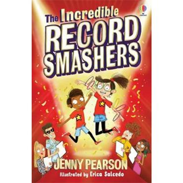Jenny Pearson The Incredible Record Smashers