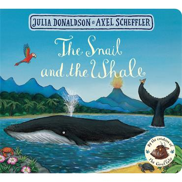 Julia Donaldson & Axel Scheffler The Snail and the Whale