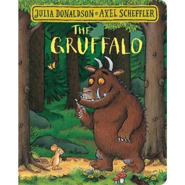 Julia Donaldson & Axel Scheffler The Gruffalo