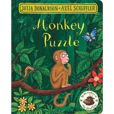 Julia Donaldson & Axel Scheffler Monkey Puzzle