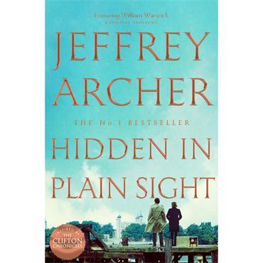 Jeffrey Archer Hidden in Plain Sight