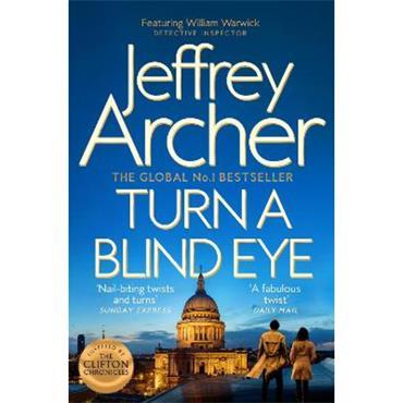 Jeffrey Archer Turn a Blind Eye