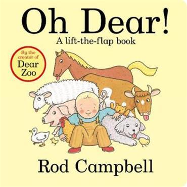 Rod Campbell Oh Dear!