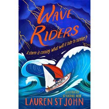 Lauren St John Wave Riders