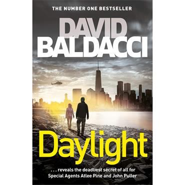 David Baldacci Daylight