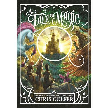 Chris Colfer A Tale of Magic (Book 1)