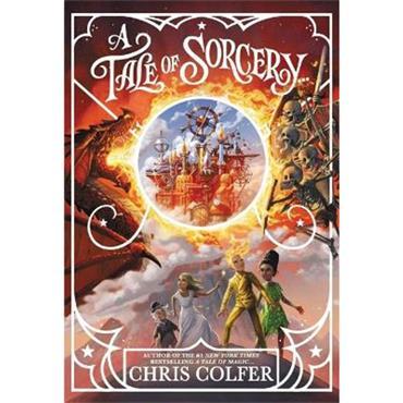 Chris Colfer A Tale of Magic: A Tale of Sorcery