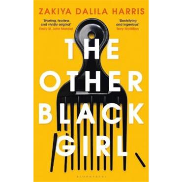 Zakiya Dalila Harris The Other Black Girl