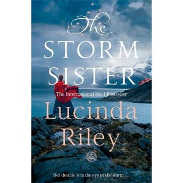 Lucinda Riley The Storm Sister (Seven Sisters, Book 2)