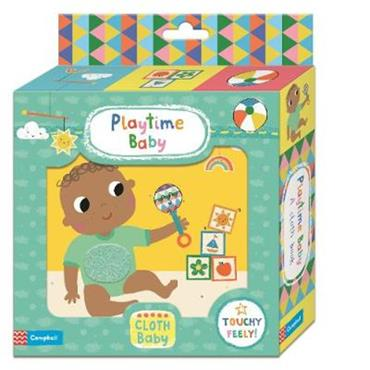 Campbell Books Playtime Baby Cloth Book