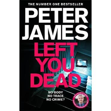 Peter James Left You Dead