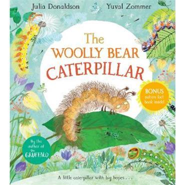Julia Donaldson & Yuval Zommer The Woolly Bear Caterpillar