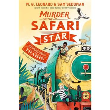 Murder on the Safari Star