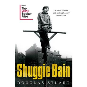 Douglas Stuart SHUGGIE BAIN