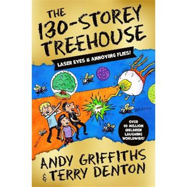 Andy Griffiths & Terry Denton The 130-Storey Treehouse