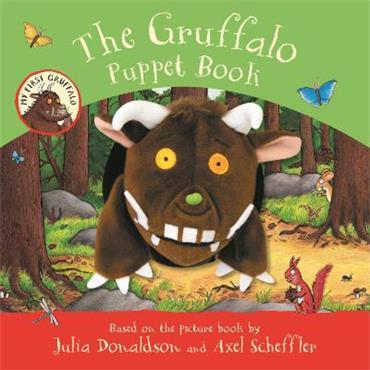 Julia Donaldson & Axel Scheffler My First Gruffalo: The Gruffalo Puppet Book