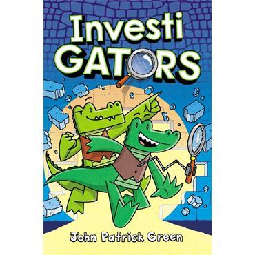 John Patrick Green The Investi-Gators