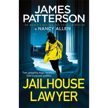 James Patterson Jailhouse Lawyer