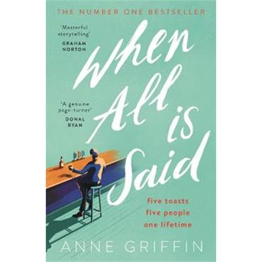 Anne Griffin When All is Said