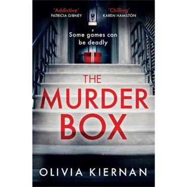Olivia Kiernan The Murder Box: some games can be deadly...