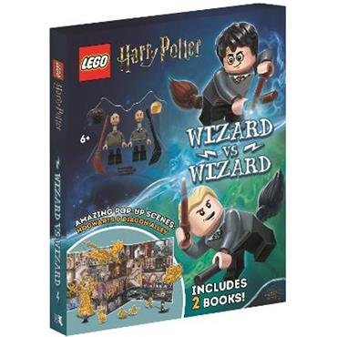 Buster Books LEGO (R) Harry Potter (TM): Wizard vs Wizard