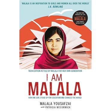 Malala Yousafzai I Am Malala