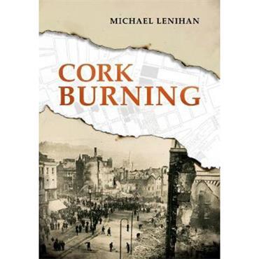 Michael Lenihan Cork Burning