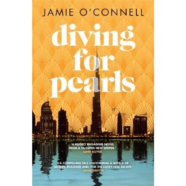 Jamie O'Connell Diving for Pearls